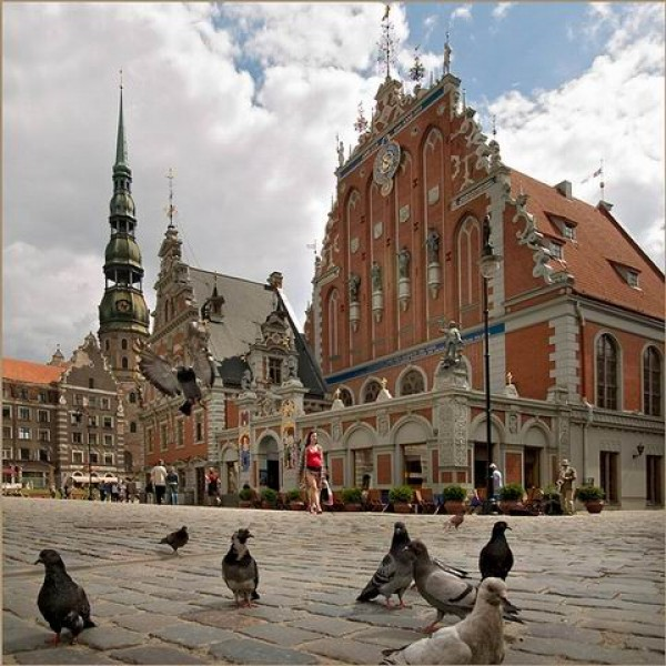 latvia and great Already rather well-known as a budget party destination, latvia is also filled with pristine forests, medieval castles, bucolic villages, sandy beaches, and plenty.